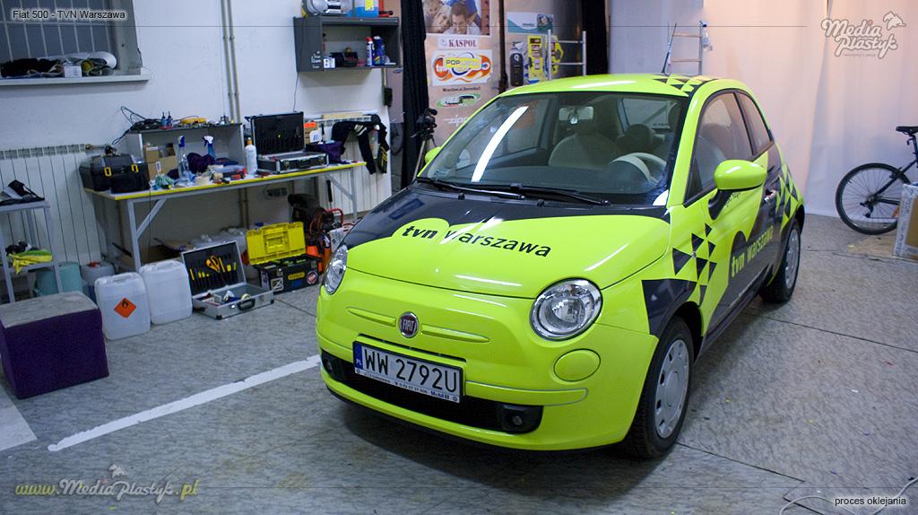 Fiat500 - gotowy