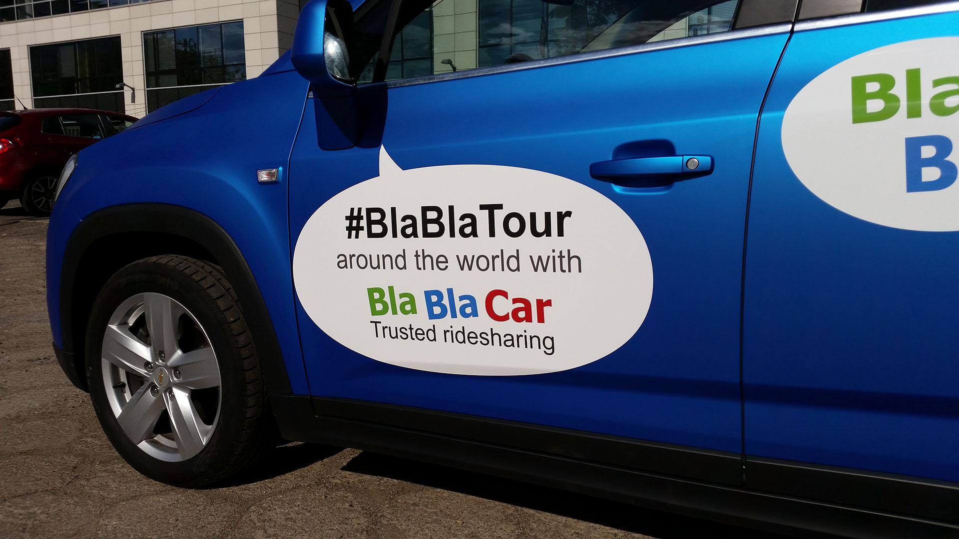 #BlaBlaTour